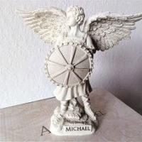 Engel Erzengel Michael, 16,5 cm, AngelStar