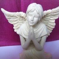 Engel der Hoffnung ,betet, ca. 8,5 cm, AngelStar