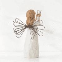 Engel der Freiheit Willow Tree Figur angel of freedom 12,7 cm