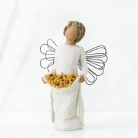 Willow Tree Engel der Sonne 13.0 cm, von Susan Lordi sunshine in Geschenkbox mit Kärtchen und Spruch