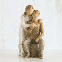 Willow Tree Figur du und ich - you and me - 17,0 cm Ein Pärchen inkl. Box mit Kärtchen