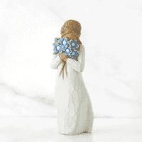 Willow Tree Figur forget me not vergiß mich nicht! von Susan Lordi