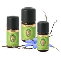 3er Set Primavera äth. Öle Lavendel, Orange, Teebaumöl