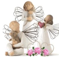 Engel Figuren Willow Tree