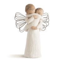 Willow Tree Engel Embrace Geborgenheit Liebe 12,7 cm Susan Lordi