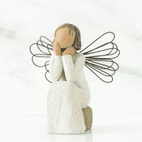 Willow Tree Engel der Geistheilung - of Caring - offenes Ohr haben, 10,8 cm