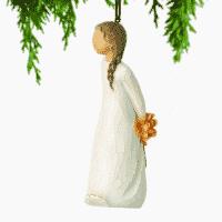 Willow Tree Ornament zum Aufhängenfor you Eine kleine Freude