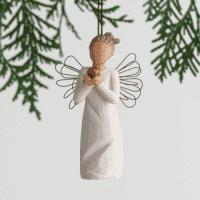 Willow Tree Engelfigur your are the best du ist der Beste, incl. Aufhängeschlaufe