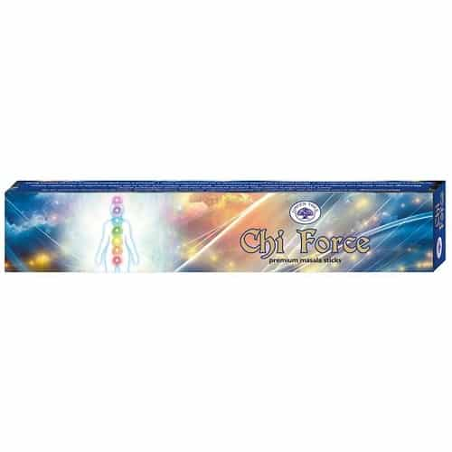 Green Tree Incense Chi Force 15 g