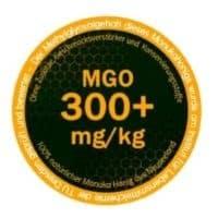 Manuka Honig MGO 300+ 309 top label