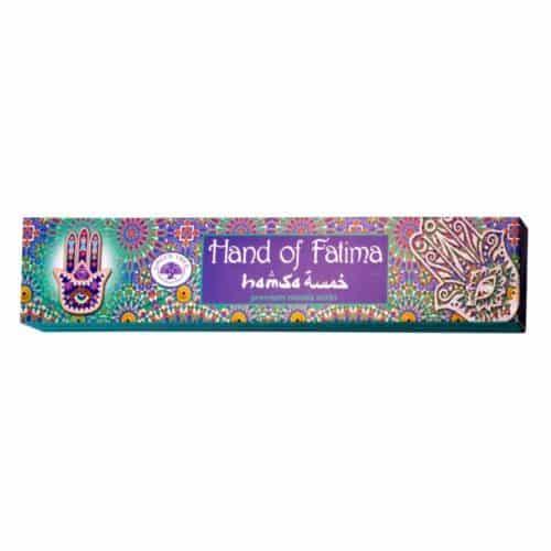 Räucherstäbchen Hand of Fatima 15g