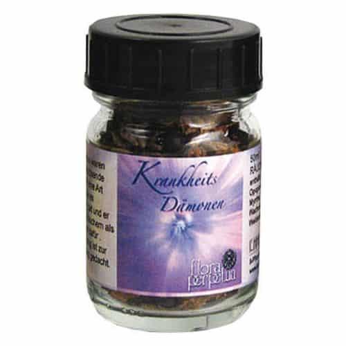 Räucherwerk Krankheitsdämonen, Paracelsius Räuchermischung 50 ml, Räucherungen, neu im Engel Shop