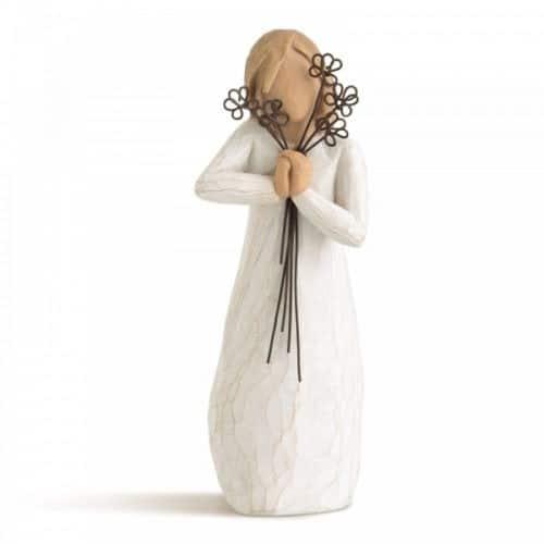 Willow Tree Figur Blumen- Friendship, 13,5 cm Skulptur