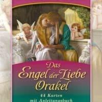 Engel der Liebe-Orakel, 44 Karten mit Anleitungsbuch von Doreen Virtue