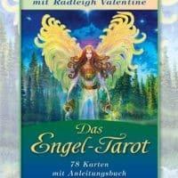 Engel-Tarot Kartendeck, 78 Karten mit Anleitungsbuch