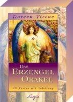 Erzengel Orakel, 45 Karten mit Anleitung von Doreen Virtue