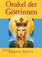 44 Orakel Karten der Göttinnen mit Anleitung